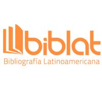 Biblat - Bibliografía latinoamericana - UNAM